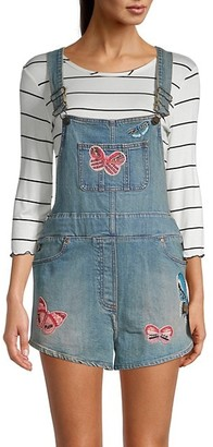 Valentino Denim Shortall