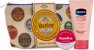 Vaseline Hand, Nail & Lip Therapy Gift Set