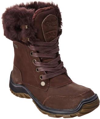 Pajar Abigail Waterproof Suede & Leather Boot