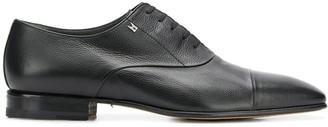 Moreschi Square Toe Derby Shoes