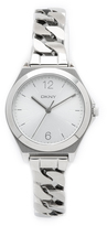 DKNY Parsons Three Hand Stainless Steel Watch