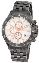 Lorenzo Stainless Steel Chronograph Watch, 47mm