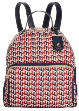 Tommy Hilfiger Julia Cube Backpack