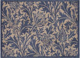 Turtle Mat Morris & Co Thistle Doormat Rug, Blue