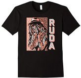 RUDA x Rockets Are Red LuchAdore Collection Hat T-shirt