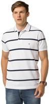 Tommy Hilfiger Classic Fit Stripe Polo
