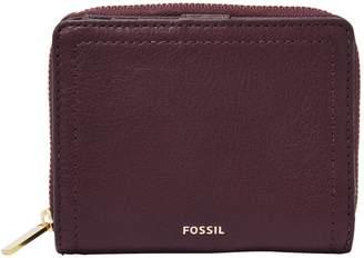 Fossil Mini Logan RFID Leather Multifunction Wallet