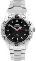 Slazenger men's Quartz Watch Analogue Display and Stainless Steel Strap SLZ 103/A