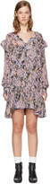 Etoile Isabel Marant Multicolor Jedy Dress