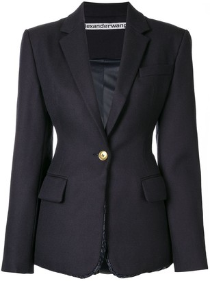 Alexander Wang Structured Oversized Blazer