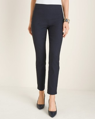 So Slimming Brigitte Slim Ankle Pants