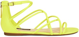 Nine West Whisper Flat Strappy Sandals
