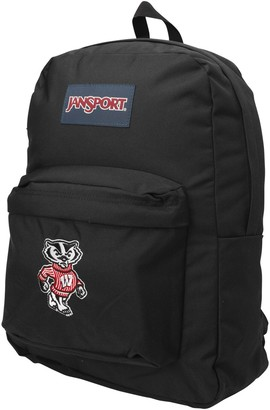 JanSport Wisconsin Badgers Superbreak Backpack