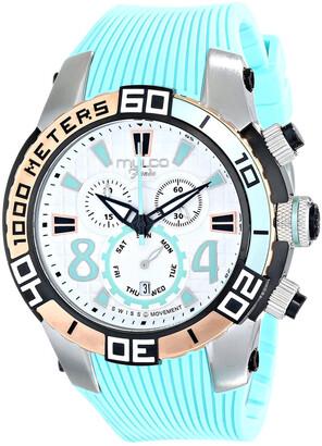 Mulco Women's Blue Marine Watch