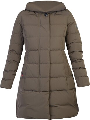 Woolrich Hooded Puffer Coat