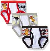 Disney Toddler Boys' Lion Guard 3pk Underwear