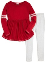 Splendid Girls' Football Tunic & Leggings Set