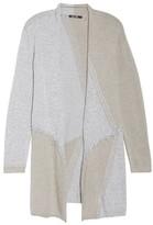Nic+Zoe Plus Size Women's Side Stitch Cardigan