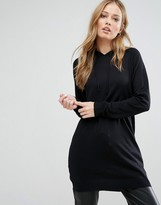 JDY Knitted Hoodie Tunic