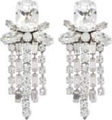 Shourouk Swan earrings