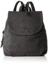 Gabor Bianca, Women's Backpack Handbag, Schwarz, 8 x 29 28 cm (W H D)