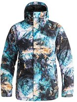Quiksilver Snow Men's Mission Printed 17 Jacket