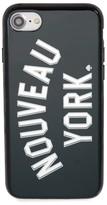 Kate Spade Nouveau York Iphone 7 & 7 Plus Case - Grey