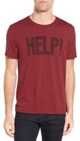 John Varvatos Men's Beatles Help Graphic T-Shirt