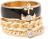 Forever 21 Seaside Ring Set