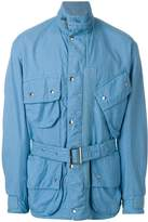 Sacai belted field jacket