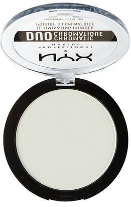 NYX Duo Chromatic Illuminating Powder Twilight Tint