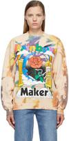 Thumbnail for your product : Online Ceramics Multicolor Tie-Dye 'Rainbow Maker' Sweatshirt