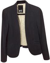 Denham Jeans Blue Cotton Jacket for Women