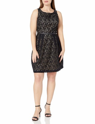 Single Dress Women's Plus Size Melinda Lace