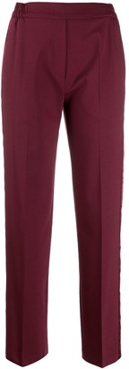 Etro Side Stripe Cropped Trousers