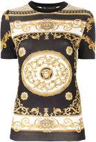 Versace Medusa antique print T-shirt
