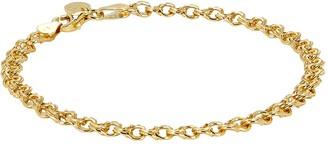 Argentovivo Lola Chain Bracelet