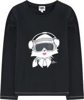 Karl Lagerfeld Choupette T-shirt