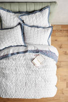 Anthropologie Madia Euro Sham