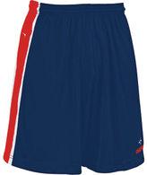 Diadora Men's Serie A Short-Navy/Red/White
