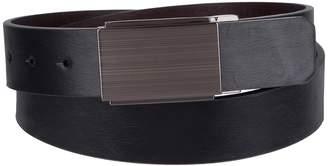 Apt. 9 Men's Reversible Plaque-Buckle Belt