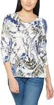 Gerry Weber Women's Flower Print T-Shirt