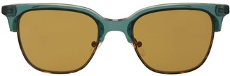 Tomas Maier 50MM Square Core Sunglasses