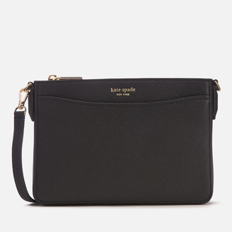Kate Spade Women's Margaux Medium Convertible Cross Body Bag - Black