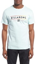 Billabong Men's Dual Unity Graphic T-Shirt