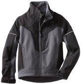 Urban Republic Boys 2-7 Little Boy Soft Shell Jacket, Charcoal, 4