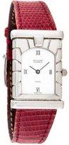 Van Cleef & Arpels Facade Watch