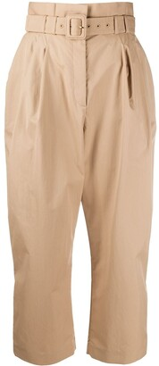 Zimmermann Belted Waist Trousers