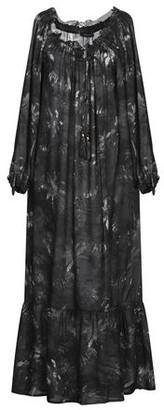 Messagerie 3/4 length dress