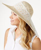 INC International Concepts Crochet Scarf Floppy Hat, Only at Macy's